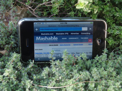 Mashableiphone